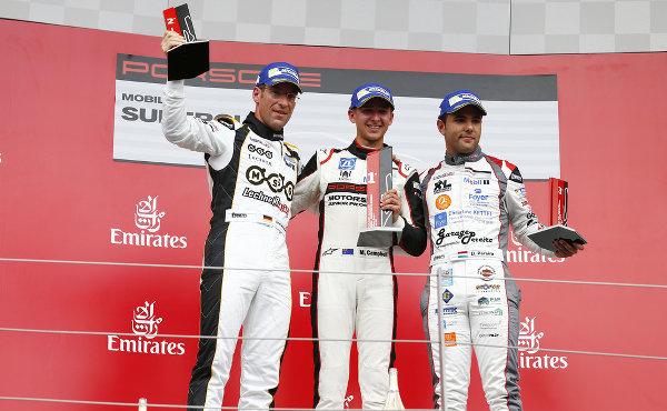 Porsche-Supercup-2017-Red-Bull-Ring-Podium-Ammermueller-Campbell-Pereira