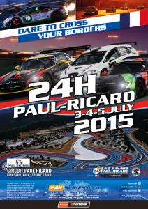 Poster 24H Paul Ricard