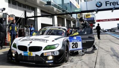 Quali-Sieger Schubert BMW