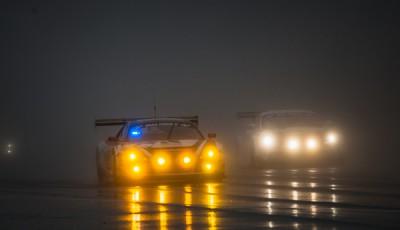 Bei Nacht am Nürburgring