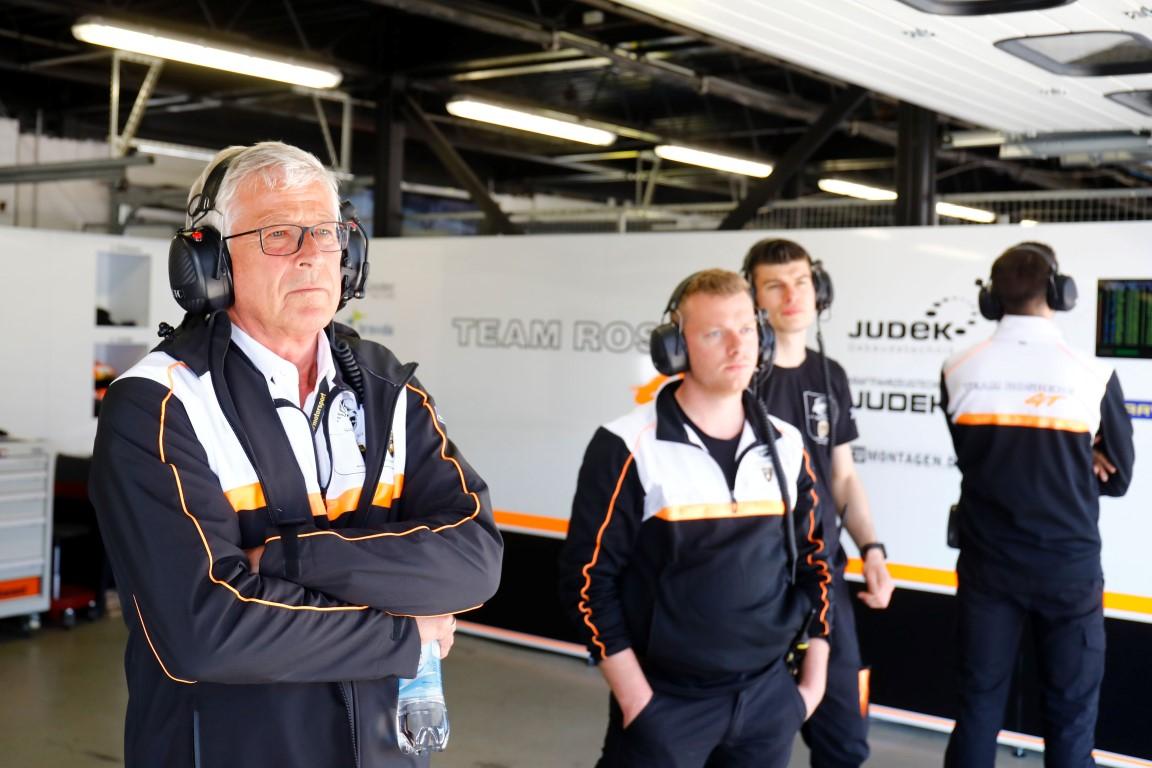 """Teamchef Arno Zensen: """"Wir nehmen neue Erkenntnisse mit"""" (Foto: Burkhard Kasan / Racevision)"""