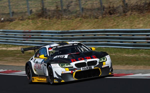 ROWE Racing_BMW M6 GT3 99_VLN2 2018
