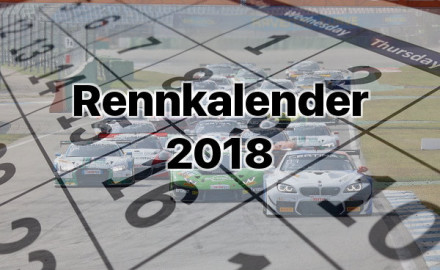 Rennkalender 2018