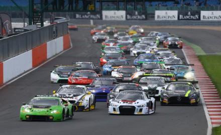 Rennstart Blancpain GT Series 2016