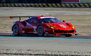 Risi-Competizione-Ferrari-488-GTE-Test-Fiorano-Circuit