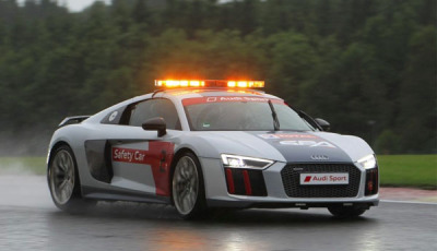 Safety Car-24h Spa 2015
