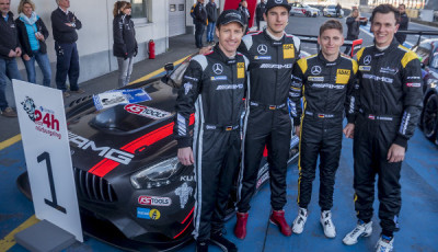 Saison-2016-HTP-Motorsport-Mercedes-AMG-GT3-Thomas-Jaeger-Christian-Vietoris-Maxi-Buhk-Dominik-Baumann