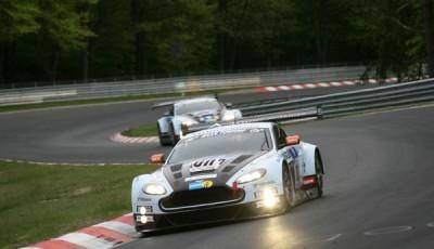 Stuck3 beim 24h Rennen am Nürburgring