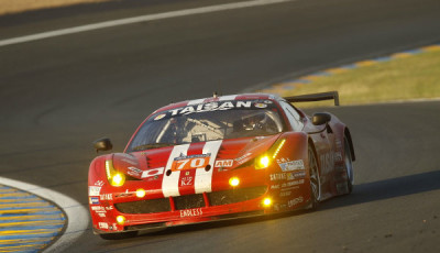 Team Taisan Ferrari #70