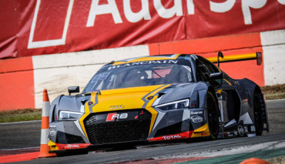 Team WRT_Audi R8 LMS_Quali Race Zolder_BSS 2017