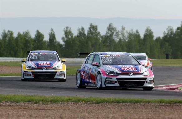 Theo Coicaud - Dank Reversed Grid startet der Engstler-Pilot am Sonntag von Platz eins / Foto: Burkhard Kasan / Racevision