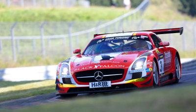 Tim-Scheerberth-VLN-9-Mercedes-SLS