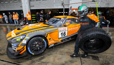 VLN Langstreckenmeisterschaft Nuerburgring 2019, ROWE 6 Stunden ADAC Ruhr-Pokal-Rennen (2019-08-03): #16 - Hubert Haupt, Adam Christodoulou, Luca Stolz (Mercedes-AMG GT3) - SP9 Pro