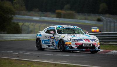 VLN-2014-Lauf-9TMG GT86 Cup