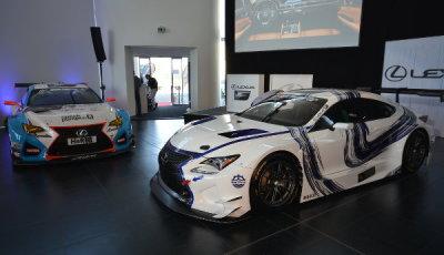 VLN-2015-Lexus-RC-F-GT3-Praesentation