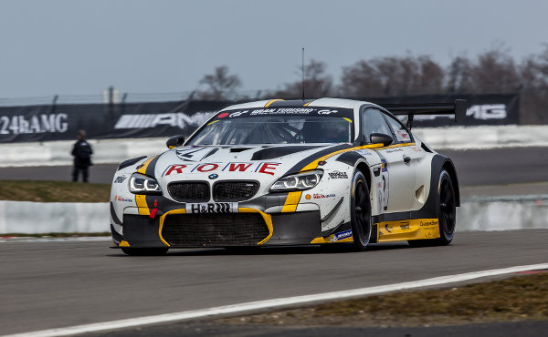 Bss 2016 Rowe Racing Mit Zwei Bmw M6 Gt3 In Misano
