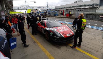 VLN-2016-Lauf-6-RaciNGK-Team-Ferrari