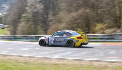 VLN-2017-Lauf-2-BMW-M235i-Yannik-Mettler