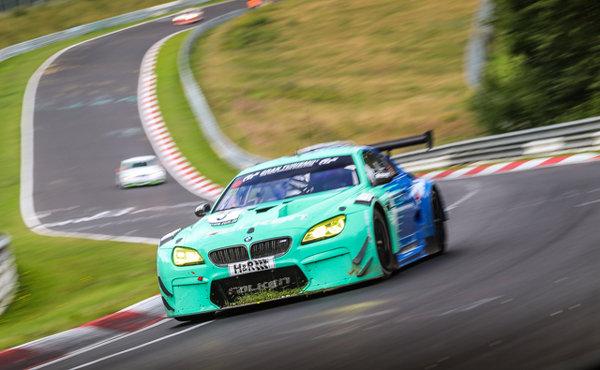 VLN-2017-Lauf-5-Falken-Motorsports-BMW-M6-GT3-R-Nr3