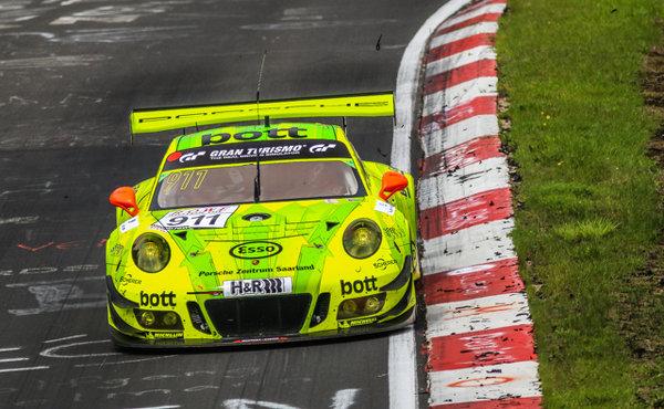 VLN-2017-Lauf-5-Manthey-Racing-porsche-911-GT3-R-Nr.911