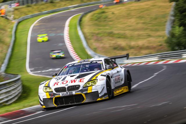 VLN 2017_Lauf 5_No 99_ROWE Racing_BMW M6 GT3