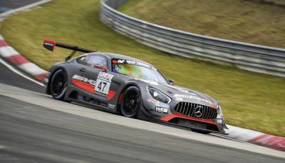 #47 Mercedes-AMG Team MANN-FILTER Mercedes-AMG GT3