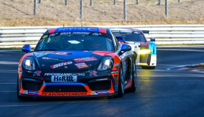 VLN-2018-Lauf-1-Teichmann-Racing-Porsche-Cayman-Nr.960