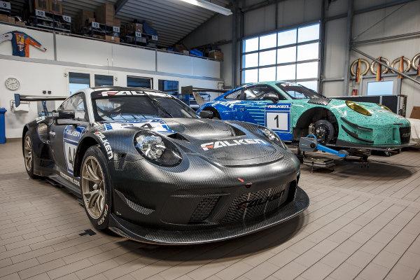 VLN-2019-Falken-Motorsports-neuer-Porsche-911-GT3