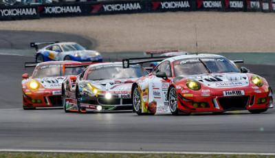 VLN 4 2018_Frikadelli Racing_Wochenspiegel Team Monschau