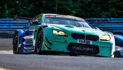 VLN 5 2018_Falken Motorsports_BMW M6 GT3 3