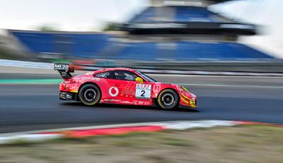 VLN 5 2018_GetSpeed Performance_Steve Jans_Porsche 911 GT3 R 2