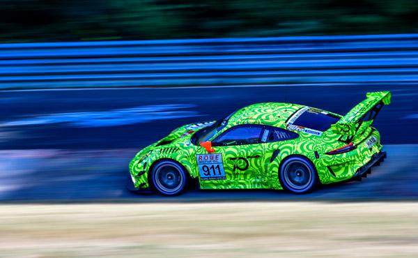 VLN 5 2018_Manthey Racing_Porsche 911 GT3 R 911