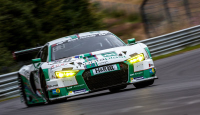 VLN 5_Sieger_Land Motorsport_Audi R8 LMS