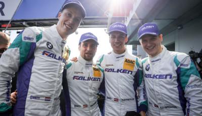 VLN 6 2018_Falken Motorsport_Doppelsieg_cut