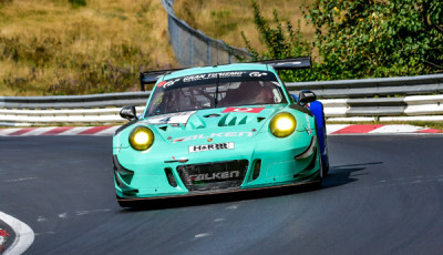 VLN 6 2018_Falken Motorsport_Porsche 911 GT3 R 4