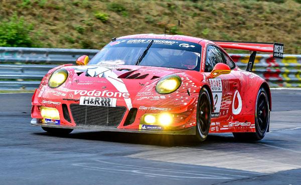 VLN 6 2018_GetSpeed Performance_Porsche 911 GT3 R 2