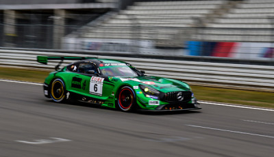 VLN 7 2018_Black Falcon_Mercedes AMG GT3 6