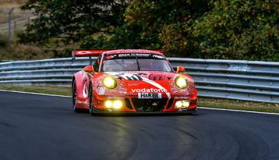 VLN 7 2018_GetSpeed Performance_Porsche 911 GT3 R 2
