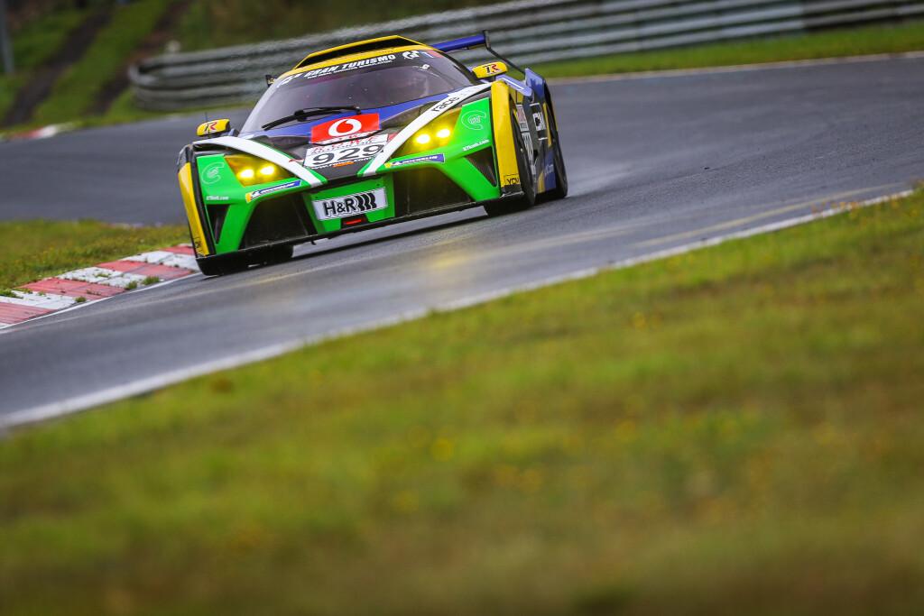 Teichman Racing VLN 6