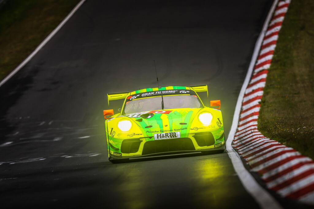 Manthey Racing VLN 6