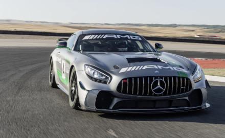 Mercedes-AMG GT4, Circuito de Navarra