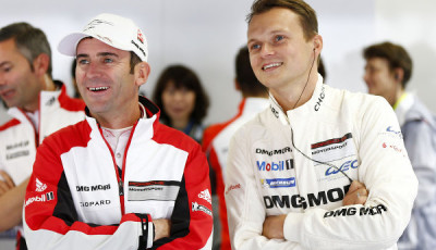 Romain Dumas und Marc Lieb