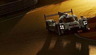 WEC-2014-Porsche-919-Hybrid-Testfahrten-in-Aragon