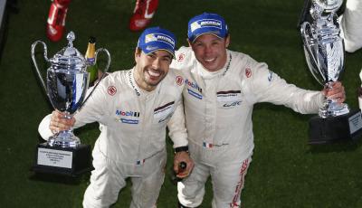 WEC-2014-Shanghai-Porsche-Team Manthey-Frederic-Makowiecki-Patrick-Pilet