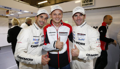 WEC-2014-Shanghai-Porsche-Team-Neel Jani-Marc Lieb-Romain Dumas