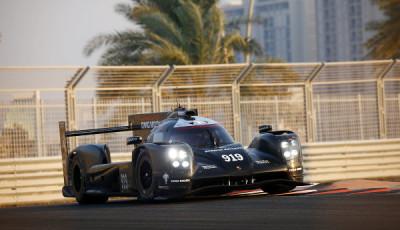 WEC-2016-Porsche-LMP1-Reifentest-Abu-Dhabi
