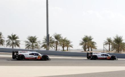 WEC-2017-Bahrain-Porsche-919-Hybrid-Nr-1-Nr-2