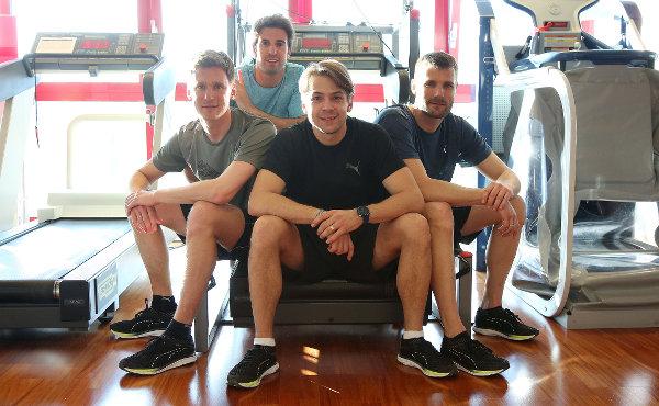 WEC-2019-18-Preview-BMW-Team-Fitness-Vorbereitung