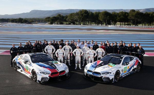 WEC-2019-18-Preview-BMW-Team-Vorbereitung