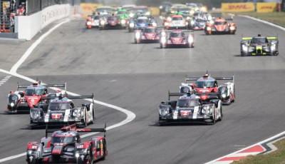 WEC 6 Stunden Nürburgring Start 2016